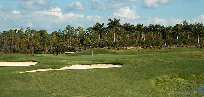 Lely Resort Mustang Golf Course